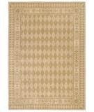 RugStudio presents Nourison Ashton House AS-06 Beige Machine Woven, Best Quality Area Rug
