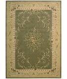 RugStudio presents Nourison Grand Chalet CL-08 Olive Machine Woven, Best Quality Area Rug