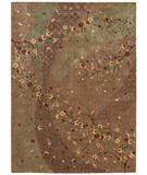 RugStudio presents Rugstudio Sample Sale 22941R Mocha Machine Woven, Better Quality Area Rug
