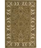 RugStudio presents Nourison India House IH-68 Olive Hand-Tufted, Good Quality Area Rug