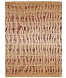 RugStudio presents Calvin Klein Loom Select CK-11 Organic Weave LS-03 Camel Machine Woven, Best Quality Area Rug
