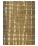 RugStudio presents Calvin Klein New Patina CK-12 Crackle OP-14 Khaki Machine Woven, Best Quality Area Rug