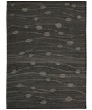RugStudio presents Calvin Klein Organic Weave CK-16 Puls Charcoal Machine Woven, Best Quality Area Rug