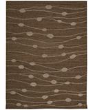 RugStudio presents Calvin Klein Organic Weave CK-16 Puls Chocolate Machine Woven, Best Quality Area Rug