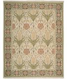 RugStudio presents Nourison Nourmak S-144 Light Gold Flat-Woven Area Rug