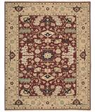 RugStudio presents Nourison Nourmak S-173 Red Flat-Woven Area Rug