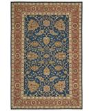 RugStudio presents Nourison Suf-I-Noor SF-04 Navy Hand-Knotted, Better Quality Area Rug