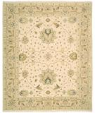 RugStudio presents Nourison Suf-I-Noor SF-05 Beige Hand-Knotted, Better Quality Area Rug