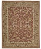 RugStudio presents Nourison Suf-I-Noor SF-07 Brick Hand-Knotted, Better Quality Area Rug