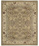 RugStudio presents Nourison Suf-I-Noor SF-07 Mushroom Hand-Knotted, Better Quality Area Rug