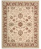 RugStudio presents Nourison Suf-I-Noor SF-31 Beige Hand-Knotted, Better Quality Area Rug