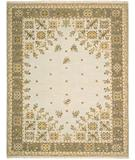 RugStudio presents Nourison Suf-I-Noor SF-35 Aqua Hand-Knotted, Better Quality Area Rug
