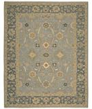 RugStudio presents Nourison Suf-I-Noor SF-42 Light Blue Hand-Knotted, Better Quality Area Rug