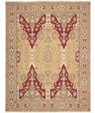 RugStudio presents Nourison Nourmak SK-05 Gold Flat-Woven Area Rug