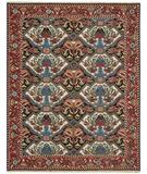 RugStudio presents Nourison Nourmak SK-48 Multi Flat-Woven Area Rug