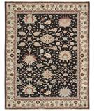 RugStudio presents Nourison Nourmak SK-72 Black Flat-Woven Area Rug