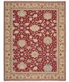 RugStudio presents Nourison Nourmak SK-72 Red Flat-Woven Area Rug