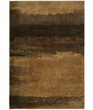 RugStudio presents Calvin Klein Luster Wash CK-10 SW-09 Copper Hand-Tufted, Best Quality Area Rug