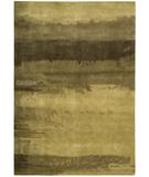 RugStudio presents Rugstudio Sample Sale 25204R Gold Hand-Tufted, Best Quality Area Rug