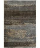 RugStudio presents Calvin Klein Luster Wash CK-10 SW-12 Slate Hand-Tufted, Best Quality Area Rug