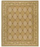 RugStudio presents Nourison Vallencierre VA-21 Gold Machine Woven, Good Quality Area Rug