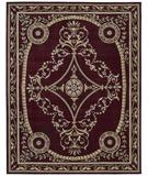 RugStudio presents Nourison Versailles Palace VP-07 Brick Hand-Tufted, Best Quality Area Rug