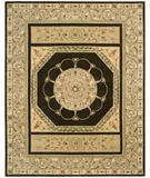 RugStudio presents Nourison Versailles Palace VP-12 Brown Hand-Tufted, Best Quality Area Rug