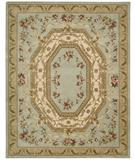 RugStudio presents Nourison Versailles Palace VP-13 Aqua Machine Woven, Best Quality Area Rug