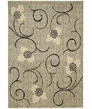 RugStudio presents Nourison Expressions XP-09 Ivory Machine Woven, Good Quality Area Rug