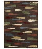 RugStudio presents Nourison Expressions XP-10 Chocolate Machine Woven, Good Quality Area Rug