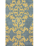 RugStudio presents Nuloom Hand Tufted Clive Grey Hand-Tufted, Good Quality Area Rug