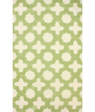 RugStudio presents Nuloom Hand Tufted Leah Green Hand-Tufted, Good Quality Area Rug