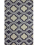 RugStudio presents Nuloom Hand Tufted Giuseppe Grey Hand-Tufted, Good Quality Area Rug