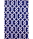 RugStudio presents Nuloom Hand Tufted Joetta Blue Hand-Tufted, Good Quality Area Rug