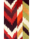 RugStudio presents Nuloom Hand Tufted Violet Multi Hand-Tufted, Good Quality Area Rug