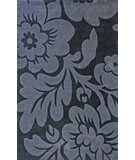 RugStudio presents Nuloom Cine Flor Charcoal Hand-Tufted, Good Quality Area Rug