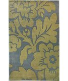 RugStudio presents Nuloom Cine Flor Blue Hand-Tufted, Good Quality Area Rug
