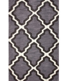 RugStudio presents Nuloom Hand Tufted Inez Grey Hand-Tufted, Good Quality Area Rug