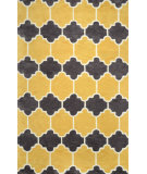 RugStudio presents Nuloom Hand Tufted Doris Gold Hand-Tufted, Good Quality Area Rug