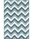 RugStudio presents Nuloom Hand Tufted Soni Blue Hand-Tufted, Good Quality Area Rug