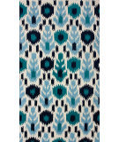RugStudio presents Nuloom Hand Tufted Elaina Ikat Synergy Hand-Tufted, Good Quality Area Rug