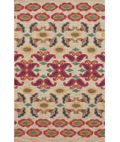 RugStudio presents Nuloom Barcelona Knitted Print Sandstone Hand-Tufted, Good Quality Area Rug