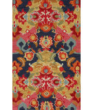 RugStudio presents Nuloom Hand Tufted Felicity Multi Hand-Tufted, Good Quality Area Rug