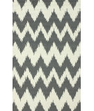 RugStudio presents Nuloom Hand Tufted Clarise Soft Grey Hand-Tufted, Good Quality Area Rug