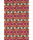 RugStudio presents Nuloom Hand Tufted Naomi Bright Pink Hand-Tufted, Good Quality Area Rug