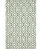 RugStudio presents Nuloom Hand Tufted Corinth Titanium Hand-Tufted, Good Quality Area Rug