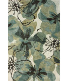 RugStudio presents Nuloom Machine Made Fern Multi Machine Woven, Good Quality Area Rug