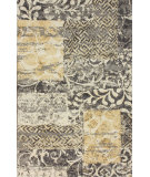 RugStudio presents Nuloom Machine Made Scatch That Grey Machine Woven, Good Quality Area Rug