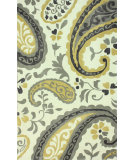 RugStudio presents Nuloom Hand Tufted Patrice Olive Hand-Tufted, Good Quality Area Rug