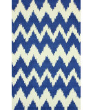 RugStudio presents Nuloom Hand Tufted Carmine Blue Hand-Tufted, Good Quality Area Rug